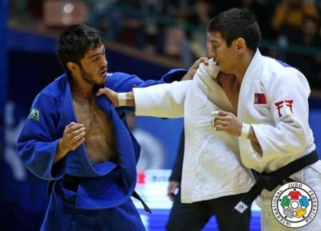 Олимпийн эрхийн оноо олгох тэмцээнд манай жүдочид амжилттай оролцож байна