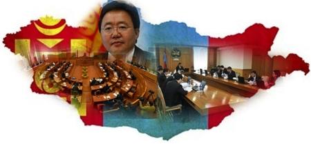 Монгол улс гаднаа гяланцаг, дотроо паланцаг болчихжээ
