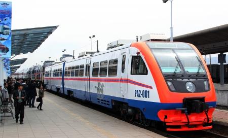 """""""Railbus""""  өнөөдрөөс Дархан-Улаанбаатар чиглэлд явна"""