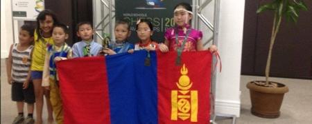 Монгол хүүхдүүд Сурагчдын шатрын Дэлхийн аваргаас хоёр мөнгөн медаль хүртжээ