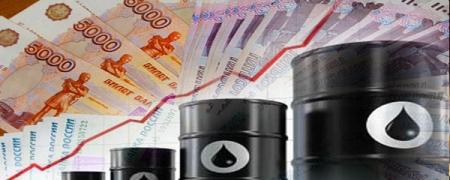 """Нефтийн үнэ рублийг """"хөлдөө чирэв"""""""