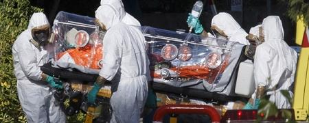 Эболагаар нас барагсдын тоо 6841-т хүрчээ