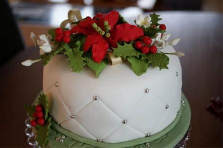 Баярын ширээний бялуу