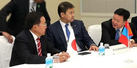 """Япон улстай """"Эдийн засгийн түншлэлийн хэлэлцээр"""" байгуулна"""