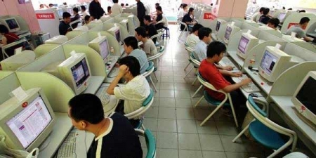Хойд Солонгост интернет алга болов
