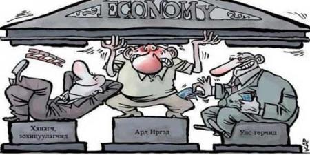 """""""Bailout"""" гэдэг нь ид шид биш, эрсдэлийг ард түмний нуруун дээр тохох ажиллагаа"""