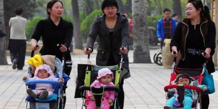 Хятадад төрөлт эрс өсчээ