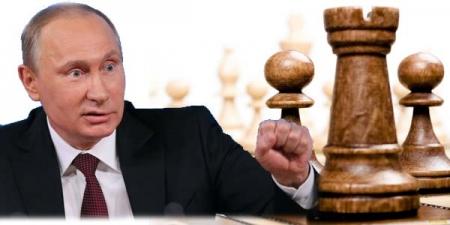 """В.Путин барууныханд """"мад"""" тавилаа"""