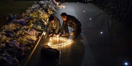 Шанхайчууд шинэ оныг гашуудлаар угтав