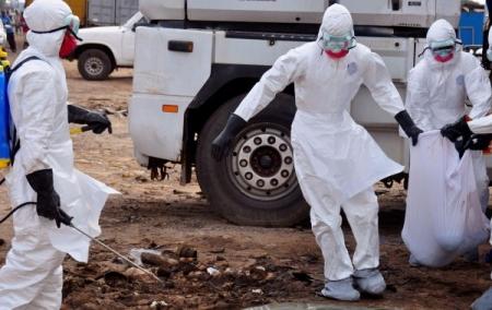 Эболагаар 382 эмнэлгийн ажилтан хорвоог орхижээ