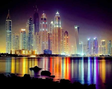Шөнийн Дубай