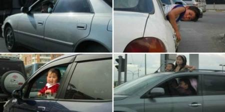 Эцэг эхийн хайхрамжгүй байдлаас болж хүүхдүүд зам тээврийн осолд өртөж байна