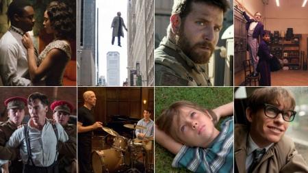 """""""Birdman"""" болон """"The Grand Budapest Hotel"""" кинонууд хамгийн олон төрөлд нэр дэвшлээ"""
