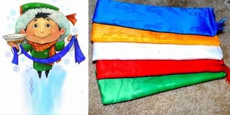 Таван өнгийн хадагны билэгдэл