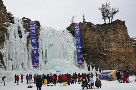 Уулчид мөсөн авиралтын фестивальд оролцжээ