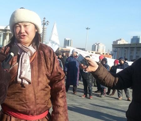 С.Жавхлан: Монголын хөрсөнд ургасан буудай хог шиг хаягдаж байна