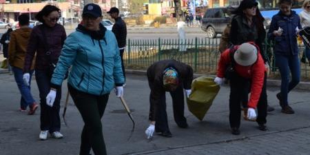 Нийслэлийн хэмжээнд маргааш бүх нийтийн их цэвэрлэгээ зохион байгуулна