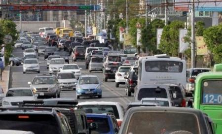Өнөөдөр тэгш дугаартай автомашинууд замын хөдөлгөөнд оролцохгүй