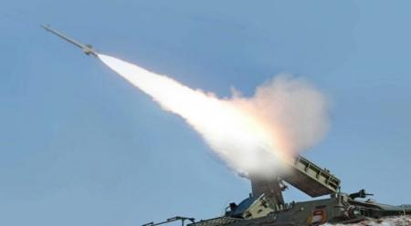 Хойд Солонгос богино тусгалын пуужин туршив