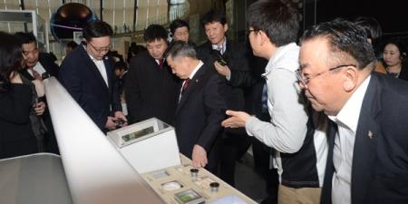 """УИХ-ын дарга З.Энхболд Японы """"Шинжлэх ухааны ирээдүй"""" ордонтой танилцав"""