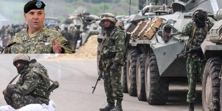 """Бен Хожес: """"Оросын 12 мянган цэргийн албан хаагч Украйнд байна"""""""