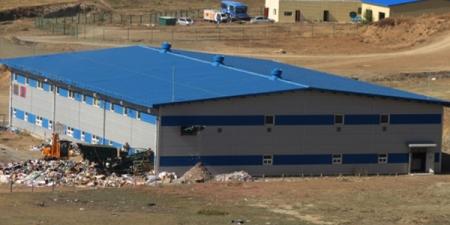 30997 тонн хогийг ландфил технологиор дарж устгажээ