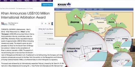 Хямарсан Монголыг 100  сая ам.долларын өрөнд хэн унагав?