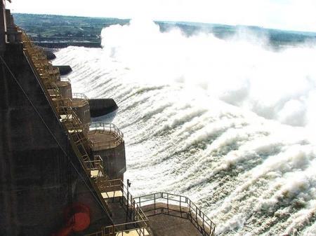 Эрдэнэбүрэнд усан цахилгаан станц барина