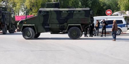 """Тунист болсон алан хядах ажиллагааны хариуцлагыг """"Лалын улс"""" хүлээв"""