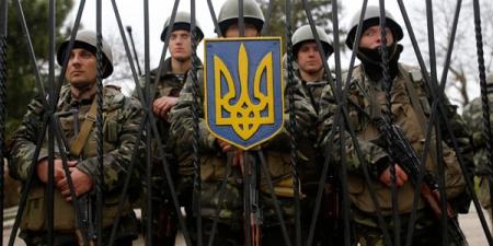 Америкийн десантчид Украйны Үндэсний гвардыг сургана