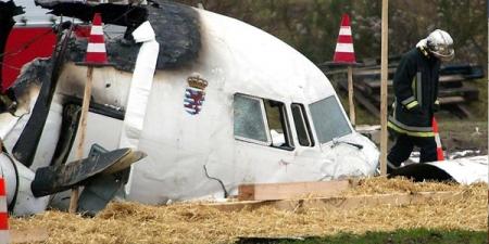 Осол гарах үед хоёр нисгэгчийн нэг нь онгоцны бүхээгт байхгүй байжээ