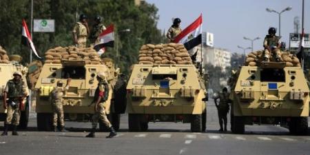 Египетийн армийн шалган нэвтрүүлэх төвүүд буудлагад өртөв