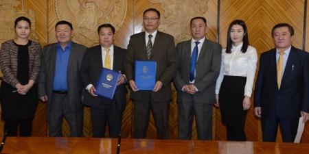 Монгол Улсын Их Хурлын Тамгын газар, Монголын Хуульчдын холбоо хамтран ажиллана