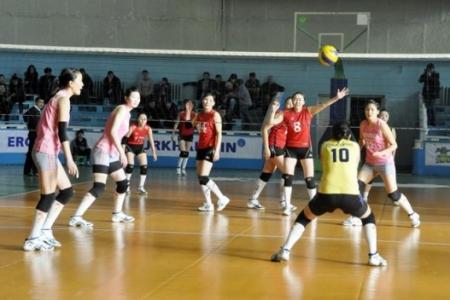 Эмэгтэй волейболчид Азид өрсөлдөнө