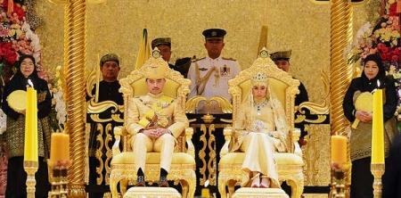 Брунейн султаны хүүгийн хурим