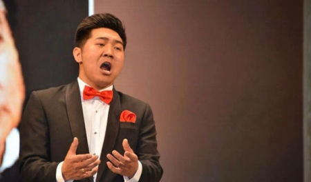 Д. Дүйнхэржав Олон Улсын дуурийн дуулаачдын уралдаанд II байрт оржээ