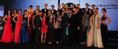 """""""Luxury Brand Model Awards""""2015 –д манай загвар өмсөгчид амжилттай оролцжээ"""