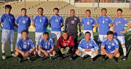Монгол Францын ахмадын шигшээ баг нөхөрсөг тоглолт хийнэ