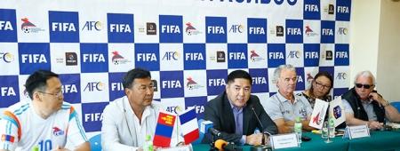Монгол, Францын ахмадын шигшээ багийн нөхөрсөг тоглолт өнөөдөр болно