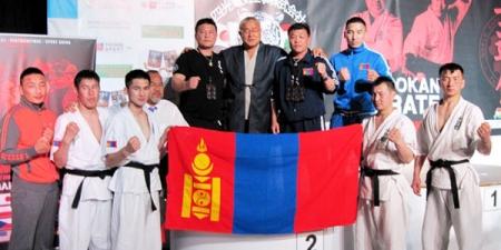 Д.Отгонбаяр: Монголчууд ямар ч тэмцээнд оролцсон хүчирхэг гэдгийг дэлхийд харууллаа