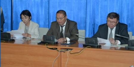 ЕАБХАБ-ын Парламентын Ассамблейн 2015 оны намрын хурлыг зохион байгуулах Ажлын хэсэг хуралдав