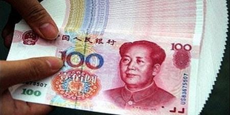 Монголбанк  54.7 сая юань худалдав