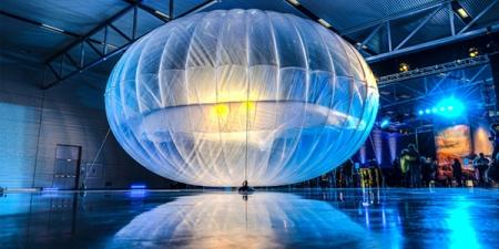Google-ийн Loon төсөл дэлхийн бөмбөрцгийг бүрхэнэ
