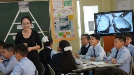 """""""Сайн хичээл""""-ийн  туршлага солилцох улсын зөвлөгөөн болж байна"""
