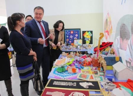 Хүүхэд бүрийг хөгжүүлэх туршлага солилцох Улсын зөвлөгөөн болж байна