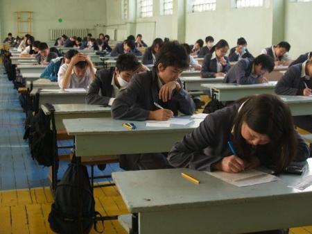 ЕБС-ийн төгсөх ангийн сурагчдын шалгалтын тов гарлаа