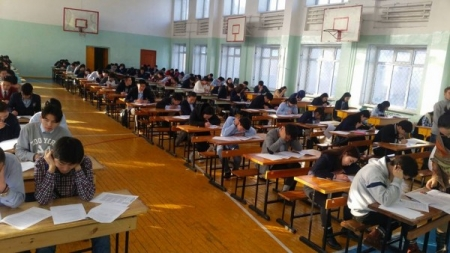 Элсэгчид Монгол хэл, бичгийн шалгалтаа өглөө