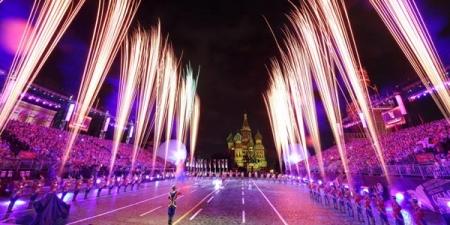 """ФОТО: """"Спасская башня"""" наадмын хаалтын ёслол"""