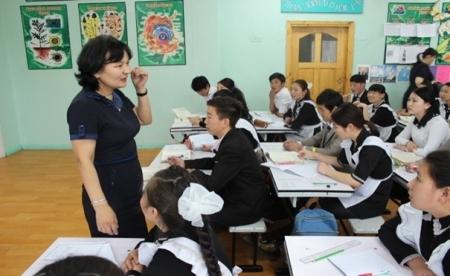 Монголын багш нар сүлд дуутай болжээ