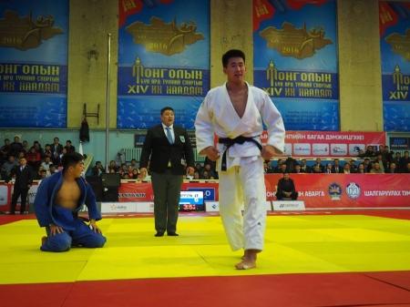 Жүдо УАШТ: Г.Алтанбагана алтан медаль хүртлээ